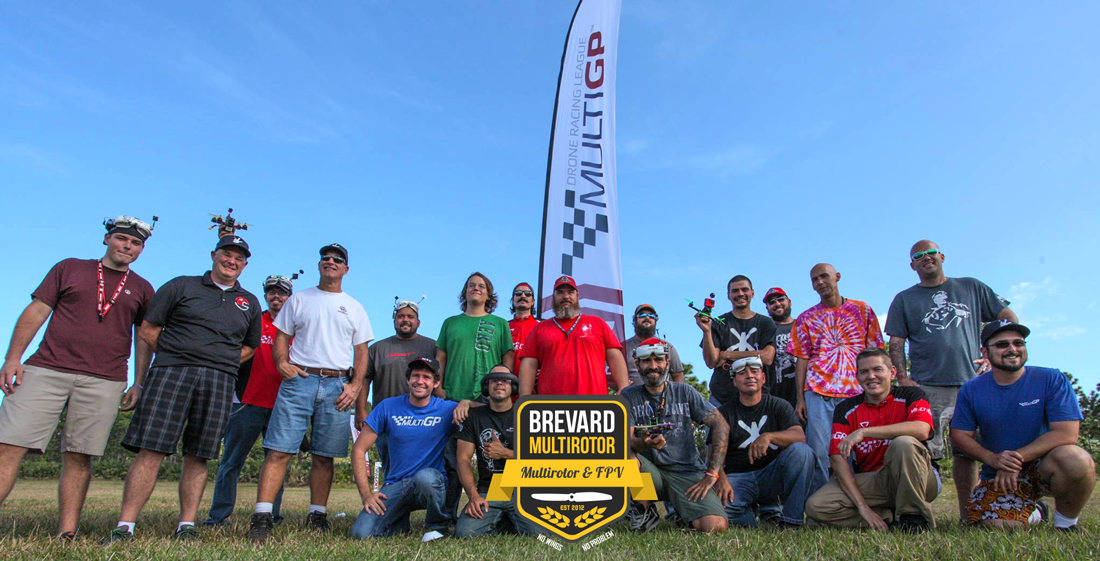 Brevard Multirotor is a multirotor and FPV club located in Melbourne FL